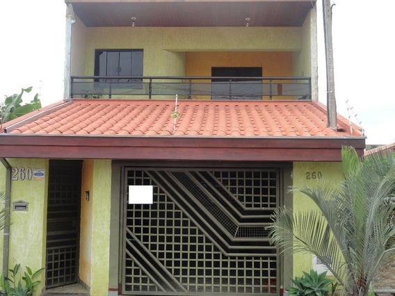 Casa À Venda, 4 Quartos, 2 Vagas, Parque Nova Carioba - Americana/sp - 1770