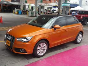 Audi A1 Modelo 2015 Naranja Samoa, Excelente Estado.