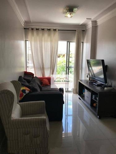 Imagem 1 de 16 de Apartamento À Venda, 65 M² Por R$ 300.000,00 - Gopoúva - Guarulhos/sp - Ap2294
