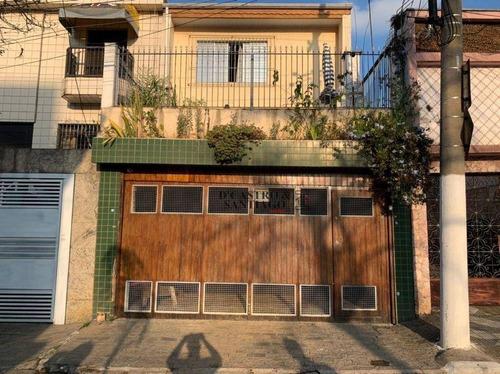 Imagem 1 de 30 de Sobrado Com 4 Dormitórios À Venda, 192 M² Por R$ 800.000 - Mooca - São Paulo/sp - So0356