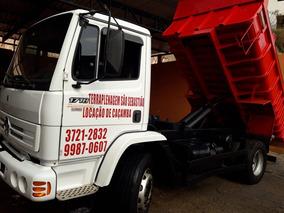 Caminhão Caçamba Mb 1718 76000km 2012