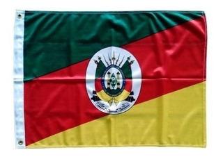 Bandeira Estado Do Rio Grande Do Sul 45x64cm