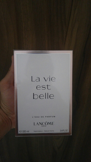 Perfume Lá Vie Est Belle 100ml Lancôme - Original