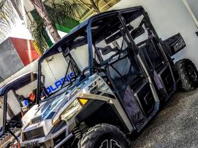 Polaris Ranger Crew 1000 2018 40 Hrs De Uso Garantía