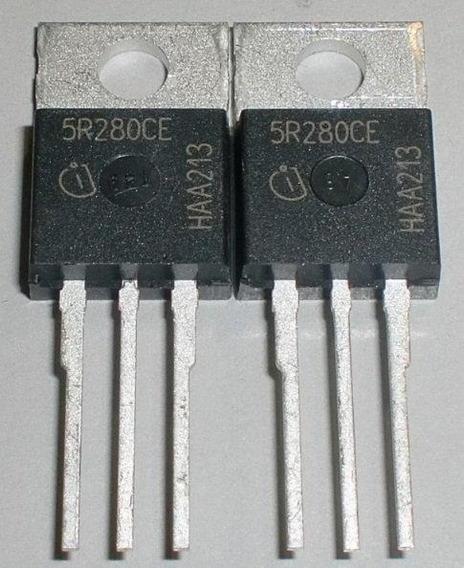 Transistor Ipp50r280ce Mosfet 50r280ce