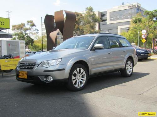Subaru Outback 3.0 Rh6 Awd