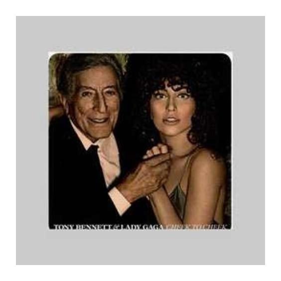 Bennett Tony & Lady Gaga Cheek To Cheek Cd Nuevo