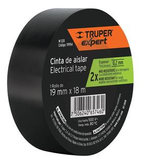 Cinta De Aislar 19mm X 18m Truper Expert 19954