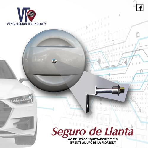 Imagen 1 de 6 de Seguro De Llanta De Emergencia / Cobertor Vitara Sz