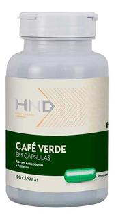 Cafe Verde Termogenico Emagrecedor Hinode 120 Capsulas
