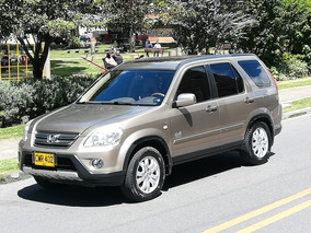 Honda Crv Ex At Super Full Sun Roof