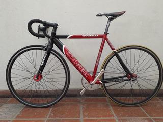Bicicleta Fixie O Pista Colner Vigorelli