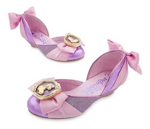 Sapato Princesa Rapunsel Original Disney P/entrega