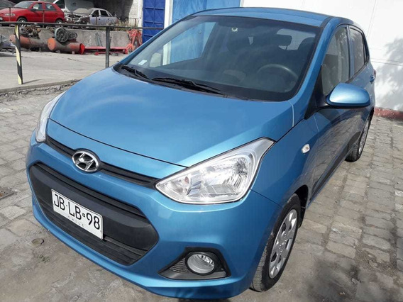 Hyundai Grand I10 1.2 Gls Ac 2ab Abs Full 2016