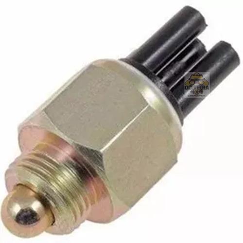 Interruptor Vácuo Tração Dianteira S-10 4x4 98/...