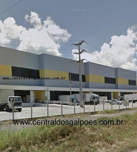 Imagem 1 de 1 de Galpão Para Locação Em Aracaju - 549mendon_2-866194