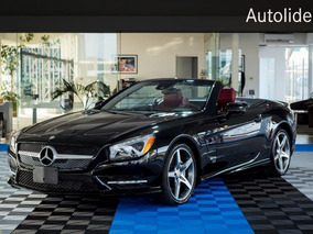 Mercedes Benz Sl500 2014 Impecable!