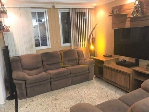 Imagem 1 de 15 de Casa Em Condominio, Venda, Horto Florestal, Sao Paulo - 25641 - V-25641
