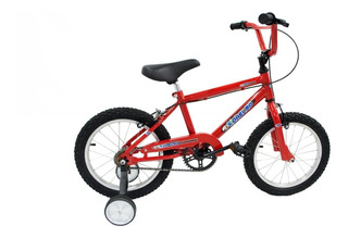 Bicicleta Paelmo Cross Rodado 16 Nene