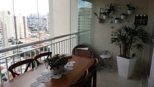 Apartamento  Residencial À Venda, Vila Carrão, São Paulo. - Ap4557