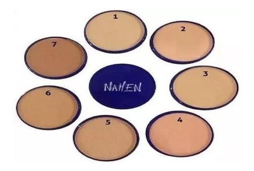 6.7 $ Maquillaje Polvo Compacto Nailen Al Mayor Original