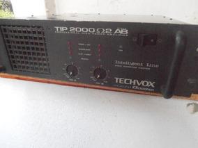 Potencia Tip 2000 Classe Ab - Ciclotron