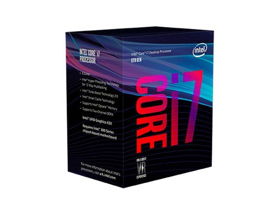 Processador Core I7-8700 Coffee Lake 8a 3.2ghz 12mb