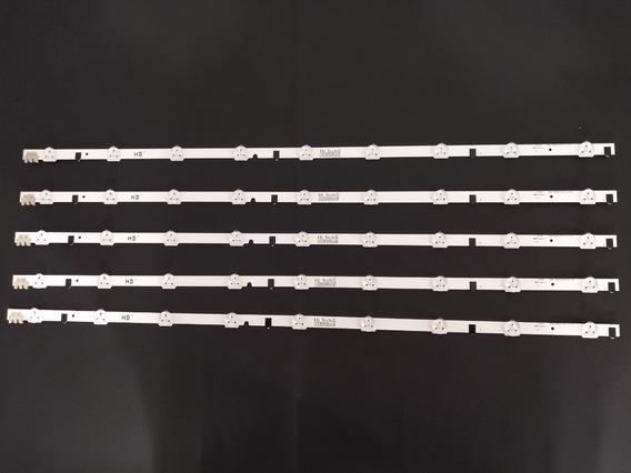 Kit Barras De Led Samsung - Un32f4200 Un32f5200 Un32f5500