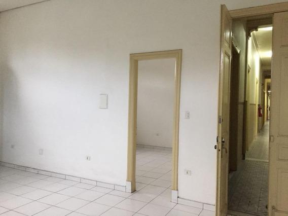 Sala Em Centro, Santos/sp De 94m² À Venda Por R$ 180.000,00 - Sa150847