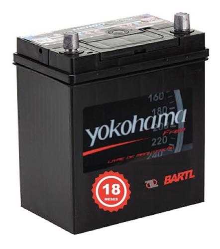 Bateria Suzuki Alto K10. Yokohama (recambio)