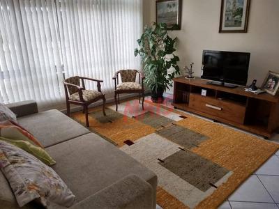 Apartamento Com 2 Dormitórios À Venda, 82 M² Por R$ 320.000 - Boqueirão - Santos/sp - Ap5104