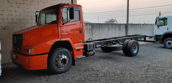 Mb Atron 1319 Toco Bicudo 2015/2015 Raridade