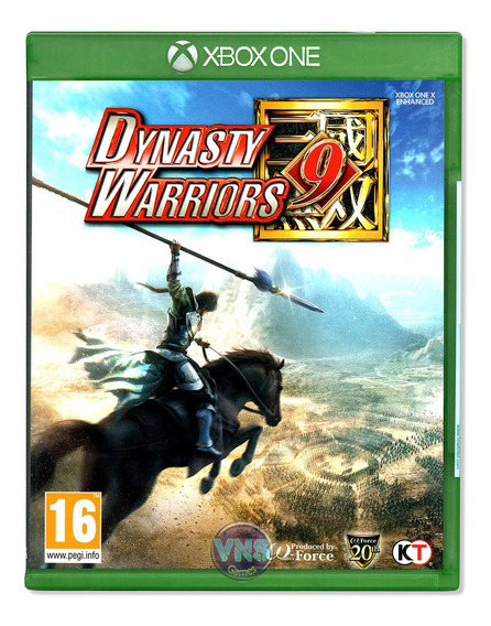 Dynasty Warriors 9 - Xbox One - Xone - Mídia Física - Novo