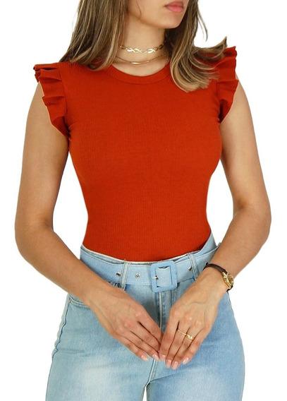 Camisa Blusa Feminina Roupas Femininas Modeni