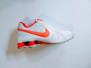 reputable site 25810 f0081 Tenis Nike Shox Junior Mujer - Deportes y Fitness en Mercado ...