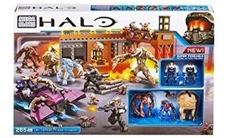 Juguete La Invasión Flood De Halo Mega Bloks