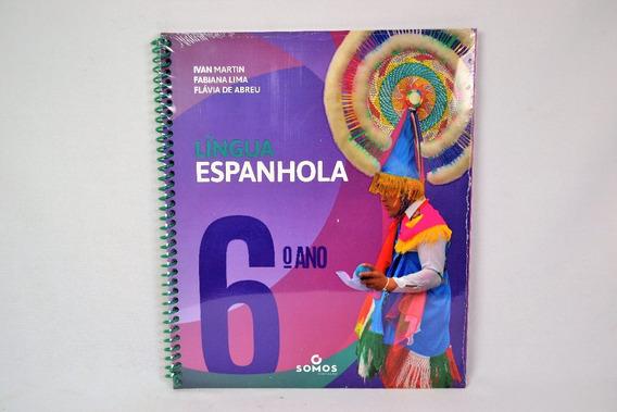 Apostila Anglo Lingua Espanhola 6 Ano Somos Educacao