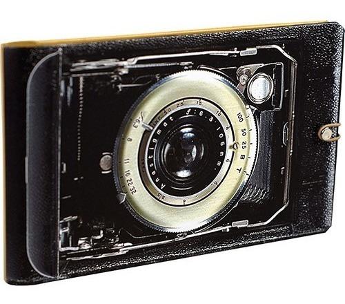 Álbum De Fotos Vintage Câmera