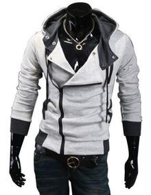 Blusa De Frio Moletom Masculino Assassins Creed Flanelado