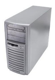 Servidor Hp Proliant Ml110 P4 3.2 Ghz 512 Mb Ram