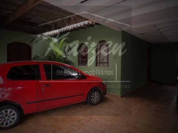 Casa Para Venda, 3 Dormitórios, Vila Campestre - São Paulo - 2088