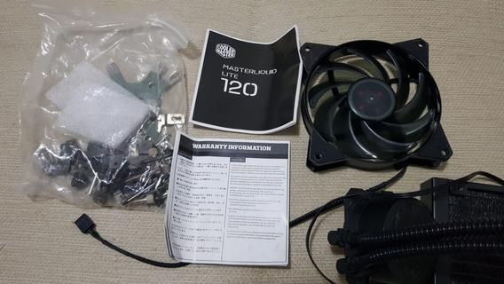 Cooler Master Liquid 120 Led