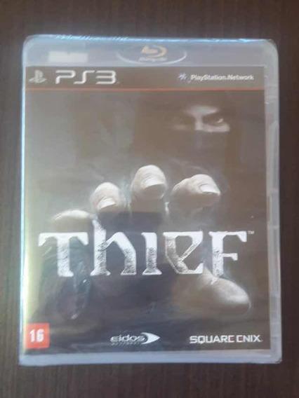 Jogo Thief - Playstation 3 (mídia Física)