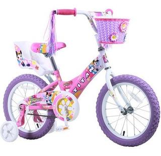 Bicicleta Bmx De 16