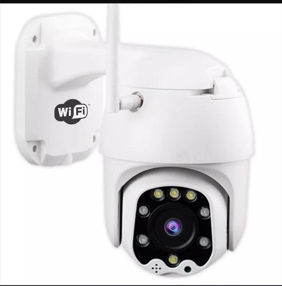 Camara Ip Seguridad Wifi Hd Exterior/vision Nocturna P2p