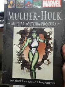 Graphic Novels Salvat Mulher Hulk Vol 35