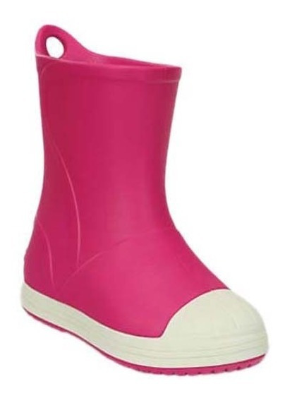 Botas De Lluvia Crocs Original Bump It - Nena