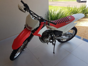 Moto Crf 230 F Crf230 Crf230f Único Dono Original 2016