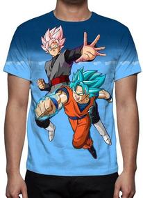 Camiseta Dragon Ball Super Mod 04- Promoção