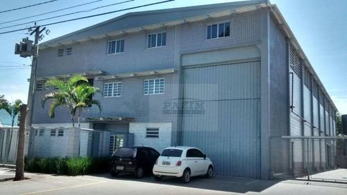 Galpão Industrial À Venda, 1080 M² - Chácaras São Bento - Valinhos/sp - Ga0174